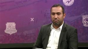 کری خوانی سیاوش اکبرپور برای گزارشگر تبریز