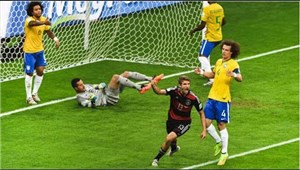 بازیهای به یادماندنی جام جهانی 2014