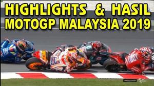 خلاصهی گرند پری مالزی ۲۰۱۹(موتو جیپی)