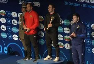قهرمانی ایران در مسابقات کشتی فرنگی زیر 23 سال