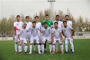 ترکیب جوانان ایران برای دومین بازی اعلام شد