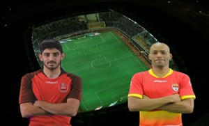 خلاصه بازی پرسپولیس 1 - فولاد خوزستان 0