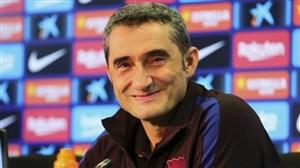 والورده: جو علیه مان باشد به سود بارسلوناست