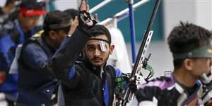 تیم ایران مدال برنز را بر گردن آویخت