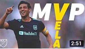 کارلوس ولا; با ارزش ترین بازیکن MLS