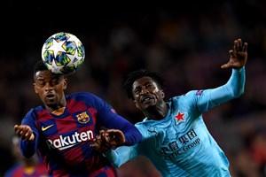 خطر حذف از لیگ قهرمانان در کمین بارسلونا!