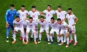 اعلام لیست 23 نفره تیم ملی برای بازی با عراق
