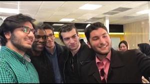 عکس سلفی هواداران میلان با سیدورف در فرودگاه