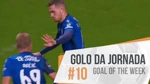 گل و سیو برتر هفته 10 لیگ برتر پرتغال