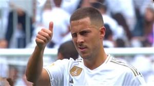بررسی عملکرد هازارد در رئال مادرید