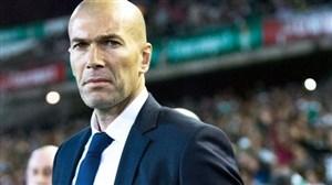 زیدان: این بهترین ترکیب حال حاضر رئال مادرید است