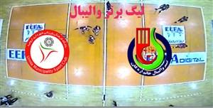 خلاصه والیبال خاتم اردکان  1 - شهرداری ارومیه 3