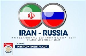 خلاصه بازی ساحلی روسیه 3  - ساحلی ایران 3 (پنالتی)