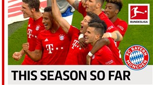 عملکرد بایرن مونیخ در فصل 20-2019 بوندسلیگا