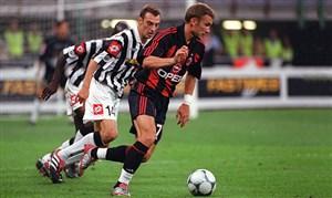 خاطره انگیز با یوونتوس و میلان در فصل 01-2000