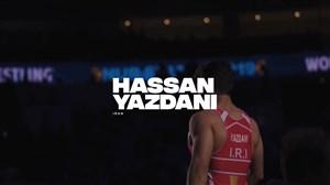 کلیپ ویژه فدراسیون جهانی برای پسر طلایی ایران؛ حسن یزدانی