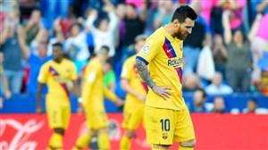 بارسلونا به پایان یک دوره رسیده است