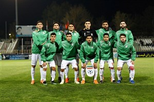 اعلام ترکیب تیم ملی جوانان برابر امارات