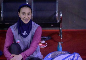حذف بانوی بدمینتونباز ایران از مسابقات قزاقستان