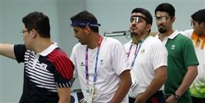ناکامی ایران در تپانچه 25 متر مردان