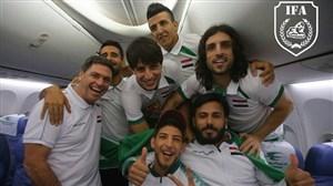 حریف ایران امروز به اردن می رود