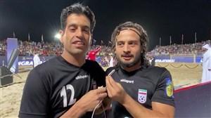 اتفاق عجیب در تیم ملی ساحلی ایران