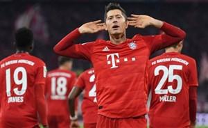 3 گل برتر بایرن مونیخ درمقابل آگزبورگ