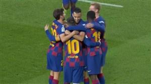دبل کاشته مسی؛گل سوم بارسلونا به سلتاویگو