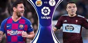 خلاصه بازی بارسلونا 4 - سلتاویگو 1