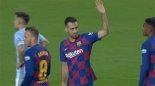 گل چهارم بارسلونا به سلتاویگو (بوسکتس)