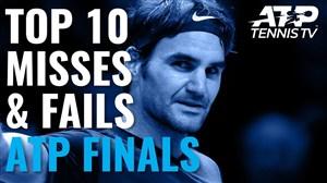 10 اتفاق و اشتباه عجیب در دنیای تنیس