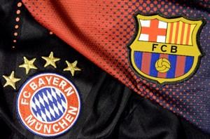 بازی خاطره انگیز بایرن مونیخ - بارسلونا در فصل 2013-2012