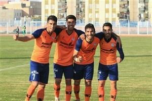 لیگ یک/ سه امتیاز فرهاد کاظمی با تعویض طلایی