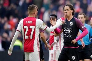 آژاکس خواهان نیمه تمام ماندن لیگ هلند شد