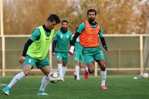 گزارشی از تمرین تیم ملی ایران برای دیدار با عراق