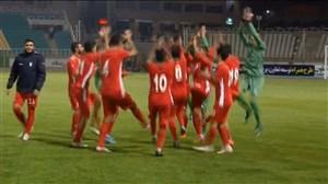 پایکوبیجوانان ایران پساز صعود به مرحله نهایی