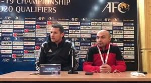 سرمربی امارات: ایران فوتبال بازی نکرد