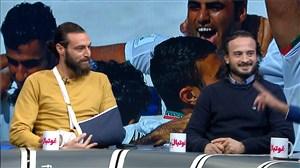 ترفند بازیکنان فوتبال ساحلی برای خروج از ایران
