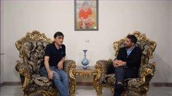 با هاشم؛ گفتگوی جالب با ناصر محمد خانی