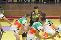 پیروزی کبدی ایران مقابل ترکمنستان