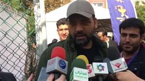 احسان علیخانی:باختمان به بحرین ناامید کننده بود