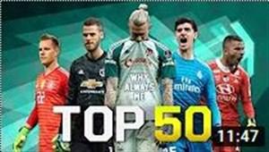 منتخب 50 اشتباه مهلک دروازه بانان در دنیای فوتبال