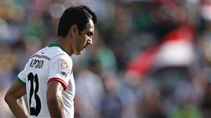 سکوت ستاره سابق فوتبال ایران شکست