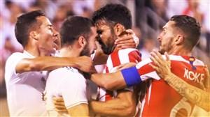 خشنترین لحظاتو درگیریهایجهان فوتبال 20-2019