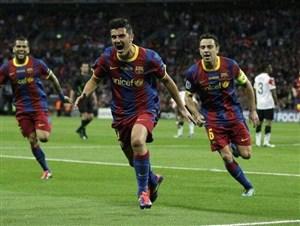 رونمایی ویا از بهترین گل و لحظه دوران فوتبالش