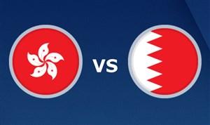 خلاصه بازی هنگ کنگ 0 - بحرین 0