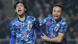 خلاصه بازی قرقیزستان 0 - ژاپن 2