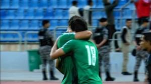 گل اول عراق به ایران (محند علی)