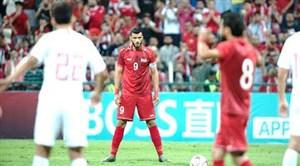 خلاصه بازی سوریه 2 - 1 چین(مقدماتی جام جهانی)