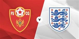 خلاصه بازی انگلیس 7 - مونته نگرو 0
